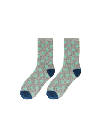 Dot Pattern Socks