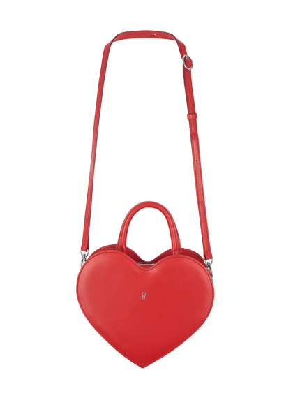 Very Goods Red Heart Crossbody Bag MIX X Korean Fashion Casual Style Clothing Shoes Acc And Jewelry For All